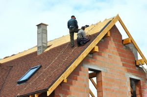 roofer in Shrub End