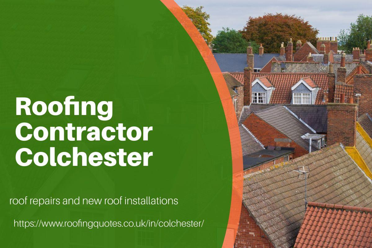 Roofing Contractor Colchester