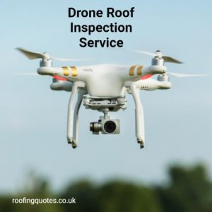 drone roof inspection Rush Green