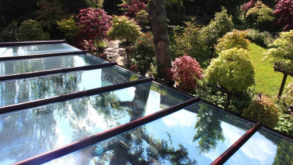 conservatory roofing replacement Guildford