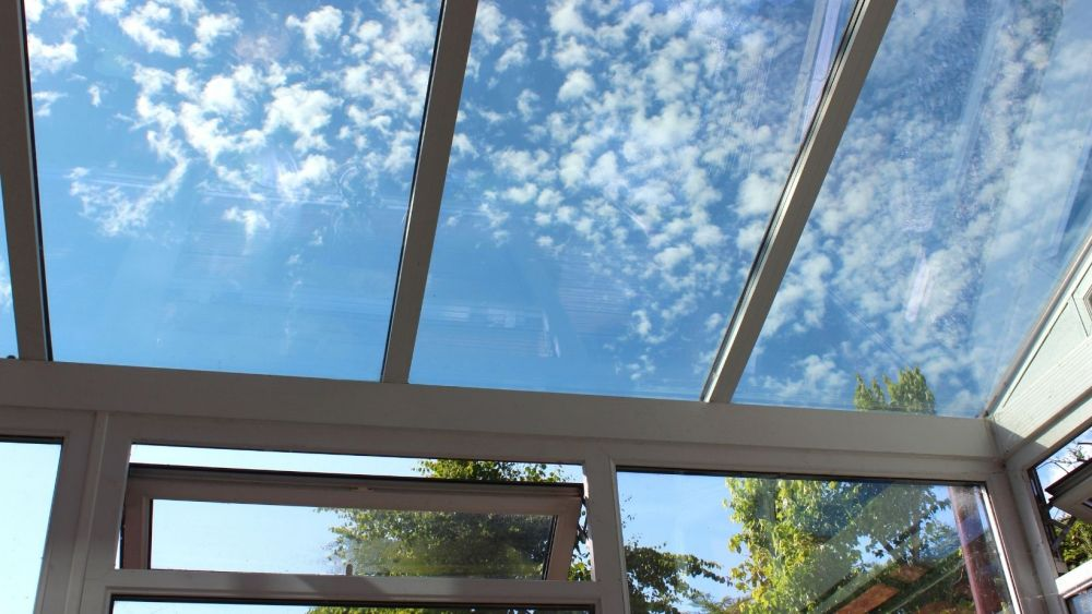 new conservatory roof Guildford